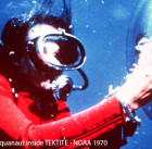 Sylvia Earle underwater NOAA 1970